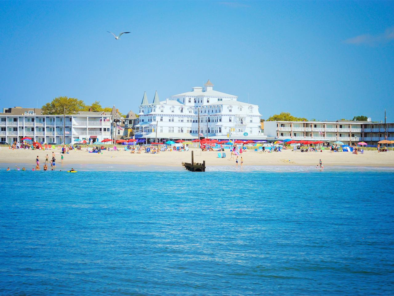 jersey beaches nj beach shore cape travel places visit vacation shoreline county travelchannel channel america lifehacked1st spots resorts outline rend