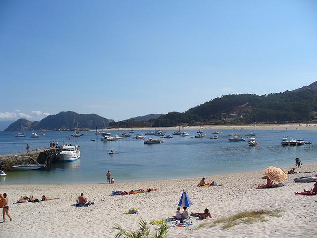 Playa de Las Rodas