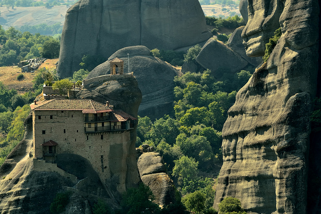 St. Nicholas Anapausas Monastery