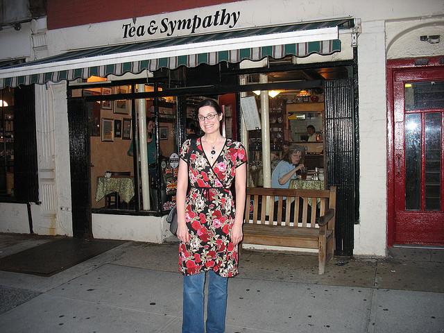 Tea & Sympathy, NY